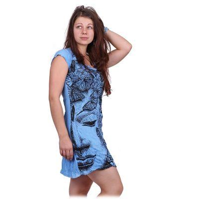 Šaty (tunika) Sure Buddha's Butterflies Blue | S, M, L, XL