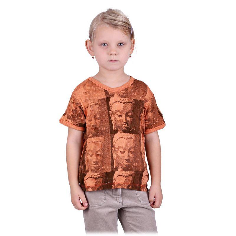 Tričko Sure Buddha Orange