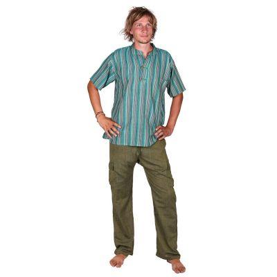 Kalhoty Saku Hijau