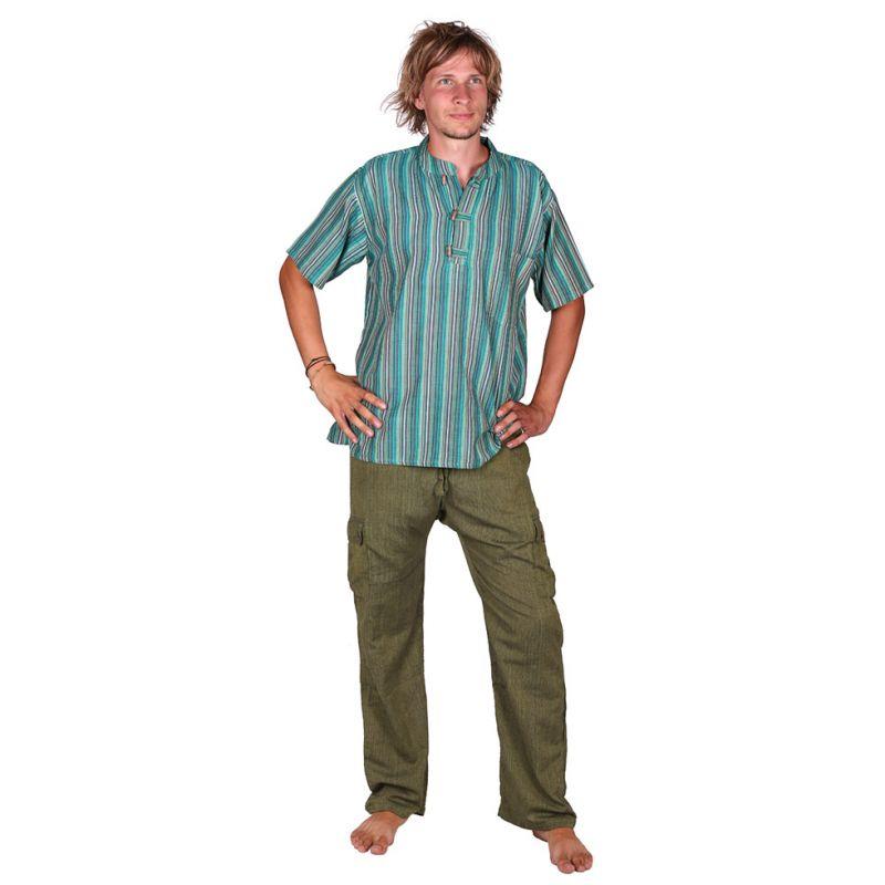 Pánské kalhoty Saku Hijau