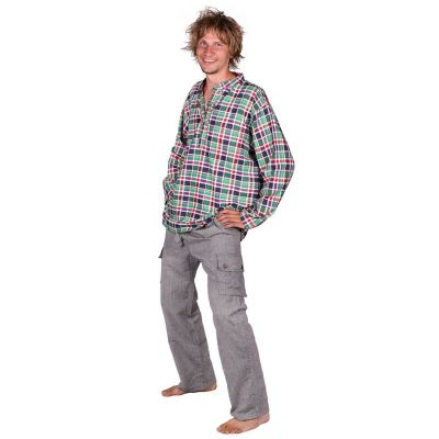 Kalhoty Saku Kelabu