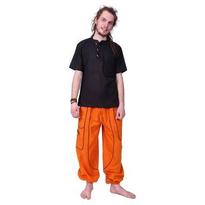 Pánské kalhoty bavlněné Arun Jeruk Nepal