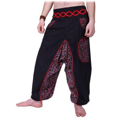 Pánské kalhoty Makalu Merah
