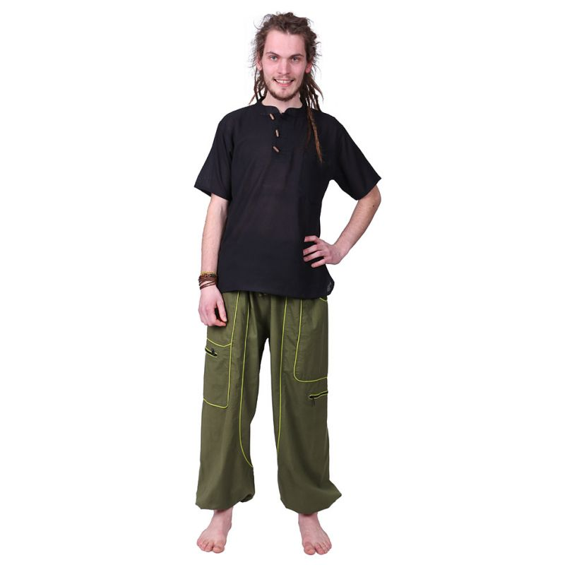 Pánské kalhoty Arun Dril