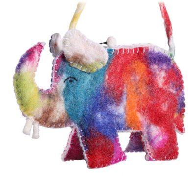 Kabelka Pestrobarevný slon