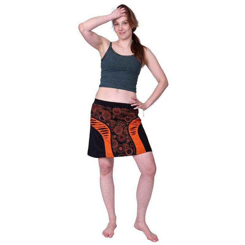 Mini sukně Mandala Jeruk Nepal