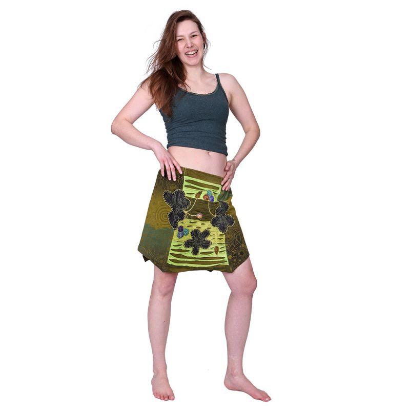 Mini sukně Taman Dril Nepal