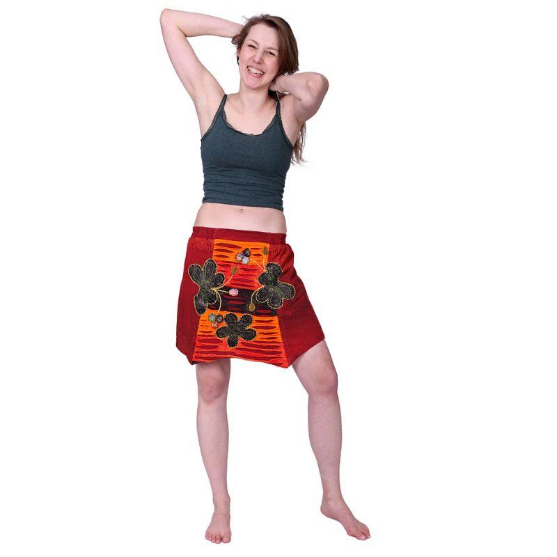 Mini sukně Taman Jeruk Nepal