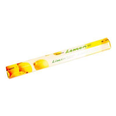 Vonné tyčinky Darshan Lemon | Krabička 20 tyčinek, Balení 6 krabiček za cenu 5