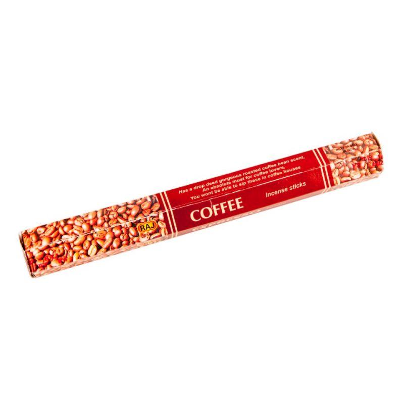 Vonné tyčinky Raj Coffee