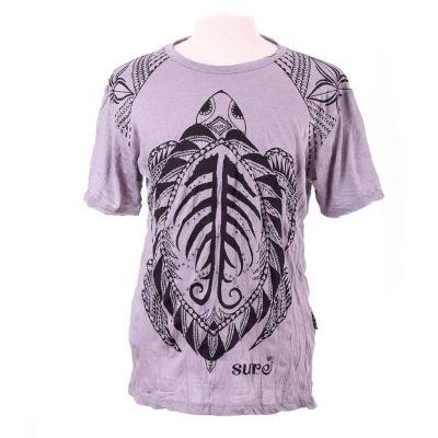 Pánské tričko Sure Turtle Grey | L, XL