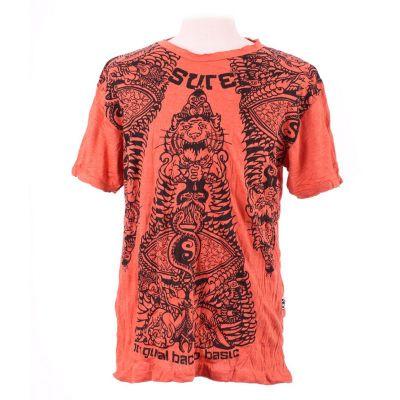 Pánské tričko Sure Animal Pyramid Orange | M, L, XL