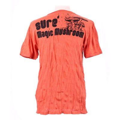 Pánské tričko Sure Magic Mushroom Orange
