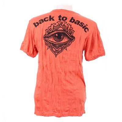 Pánské tričko Sure Giant's Eye Orange