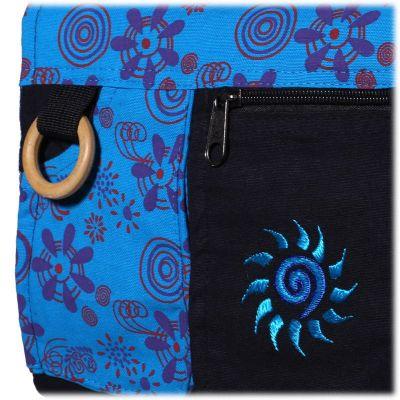 Taška Semadi Turquoise