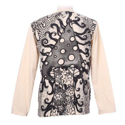 Tričko Mirror s dlouhým rukávem - Amanita