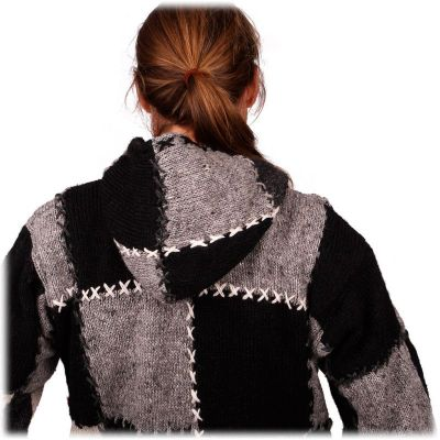 Vlněný svetr Suam Comfort