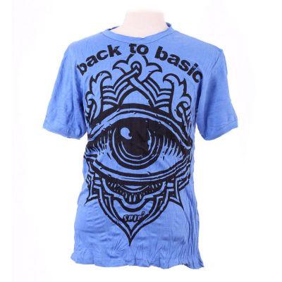 Pánské tričko Sure Giant's Eye Blue | M, L, XL