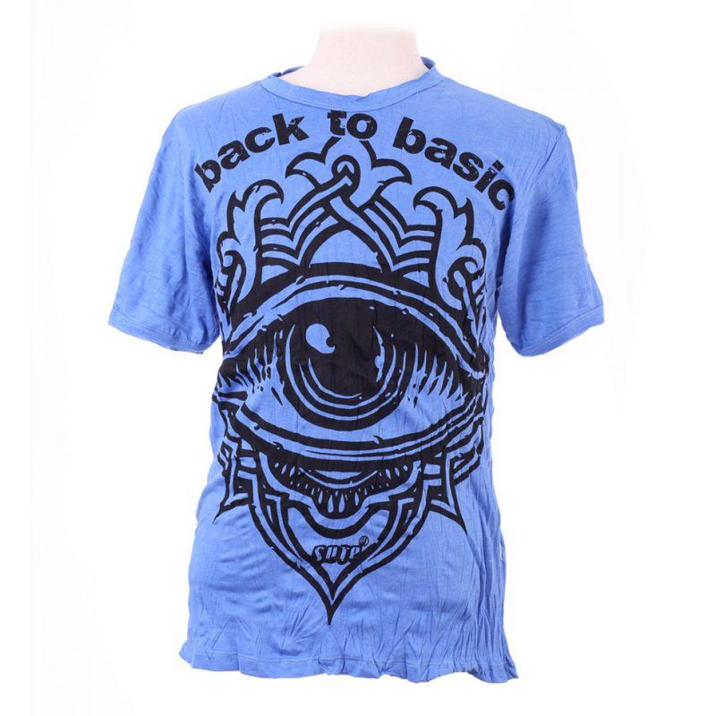 Pánské tričko Sure Giant's Eye Blue
