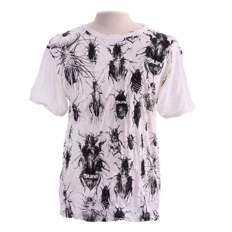 Pánské tričko Sure Bugs White