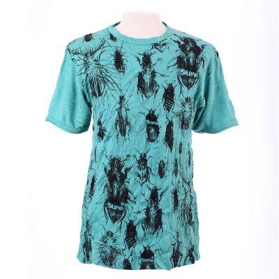 Tričko Bugs Turquoise