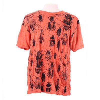 Pánské tričko Sure Bugs Orange | M