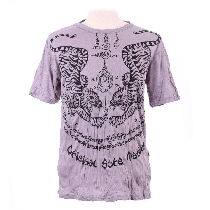Pánské tričko Sure Tigers Grey
