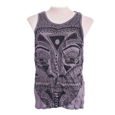 Pánské tílko Sure Khon Mask Grey | M, L, XL, XXL