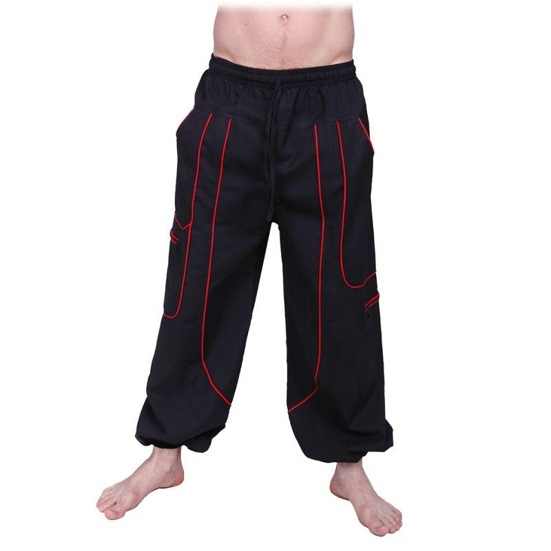 Pánské kalhoty Arun Hitam
